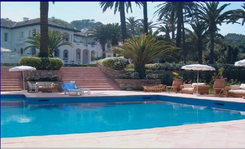 Le luxe et la quiétude à Tanger, sur la Vieille Montagne