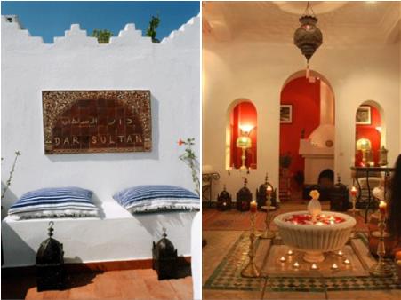 Dar sultan comme la maison le web magazine de for Decoration des maisons marocaine