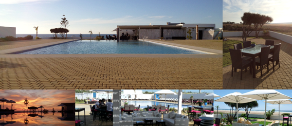 Les plus belles terrasses de tanger le web magazine de for Camping la grande motte avec piscine
