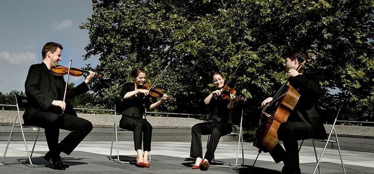 Quatuor Armida à Villa de France le 17 octobre à 20h.