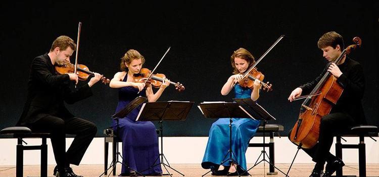 Quatuor Armida à Villa de France