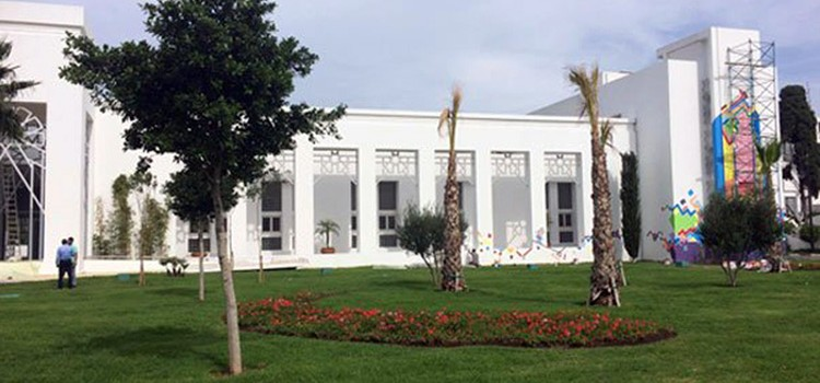 Inauguration du complexe culturel «Ahmed Boukmakh».