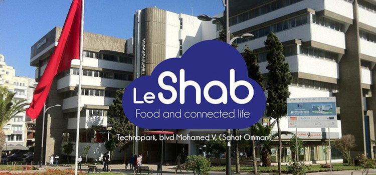 New in Tangier's TechnoPark, Le Shab…