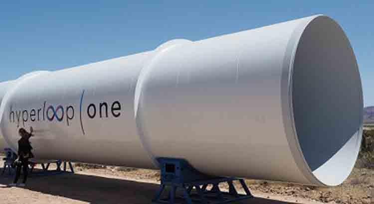 De Madrid à Tanger en moins d'une heure grâce à l'Hyperloop.