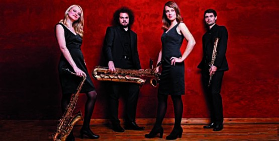 «Arcis Saxophon Quartett» à l'hôtel Villa de France de Tanger