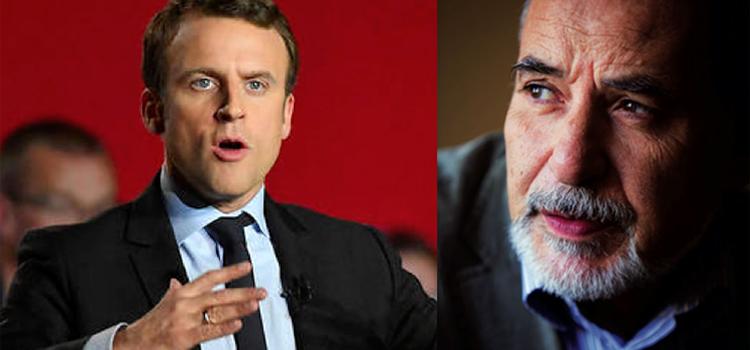 Tahar Ben Jelloun – Lettre à Emmanuel Macron.