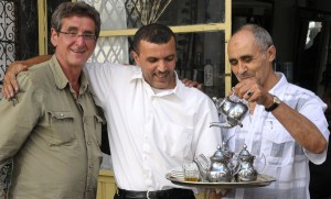 tanger-experience - le web magazine de Tanger - Mohamed soigne ses clients