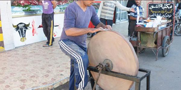 Les petits métiers de l'Aïd, entre le furtif et le lucratif