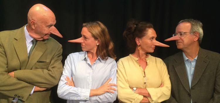 «Le Mensonge» de Florian Zeller par La Comédie de Tanger