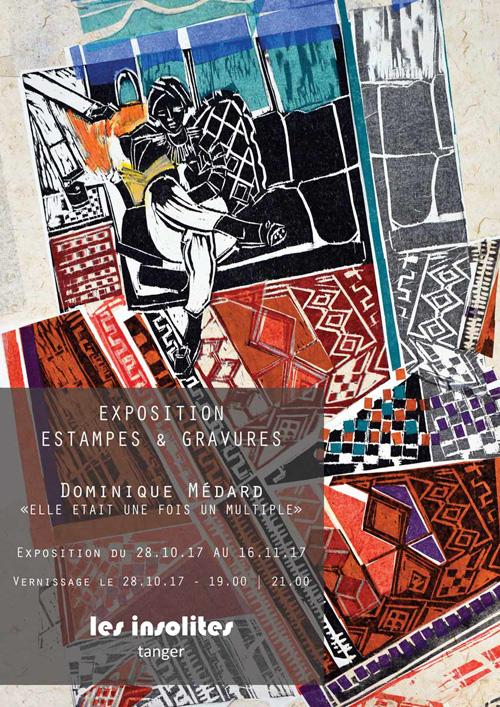 Exposition Dominique Médard