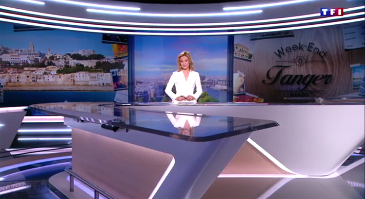 Week end à Tanger par TF1