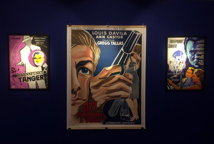 Affiche 077 à Tanger