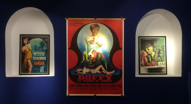 Affiche cinéma Tanger