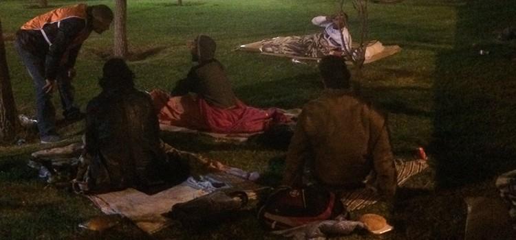 Partir à la rencontre des SDF de Tanger avec «Coeurs cléments»