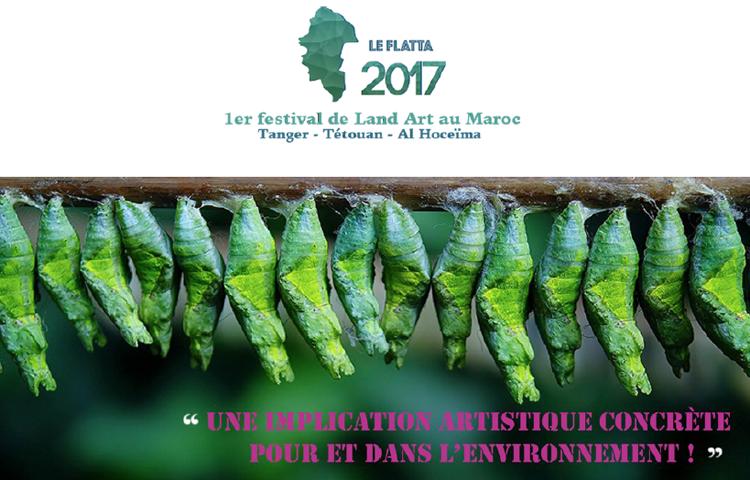 Festival Land Art, Flatta 2017