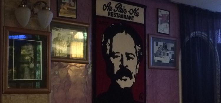 «Au Pain Nu». C'était le restaurant préféré de Mohamed Choukri