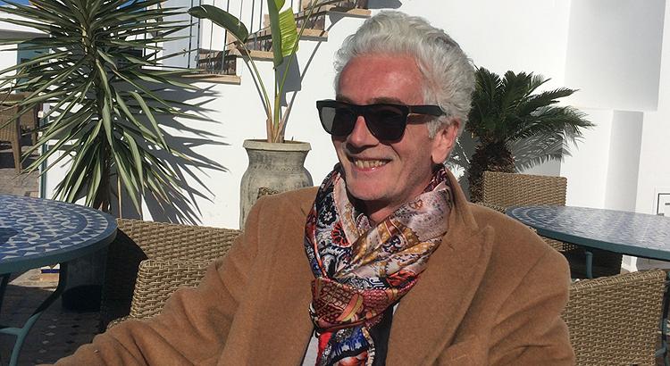 Lionel Beziot de la Maison ALLI à Tanger