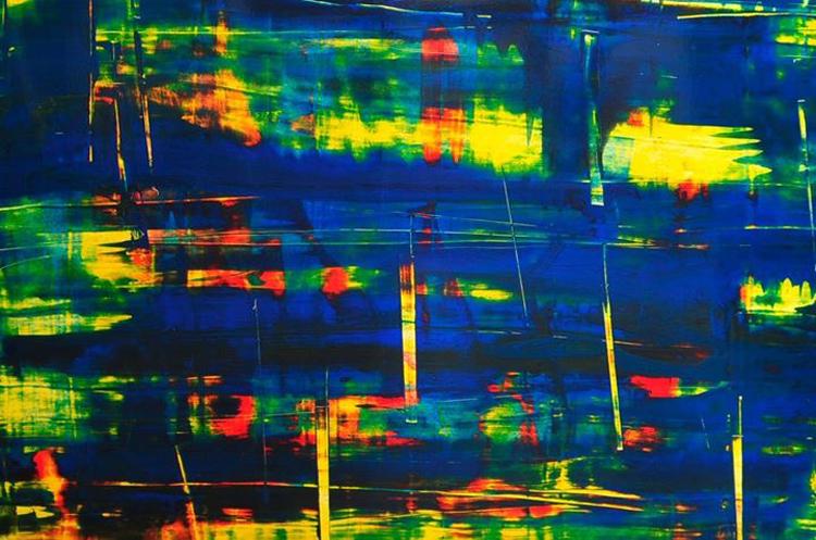 oeuvre du peintre Georges Partan
