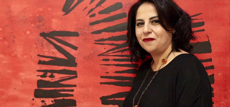 Najoua Elhitmi, le Mouvement perpétuel. Celui d'oser être soi…