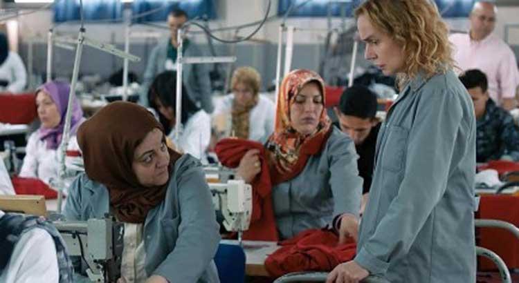 Film Prendre le large tourné à Tanger