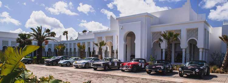 Rallye Maroc Classic 2018