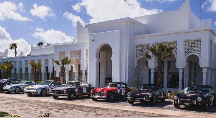 La 25e édition du Rallye Maroc Classic part de Tanger