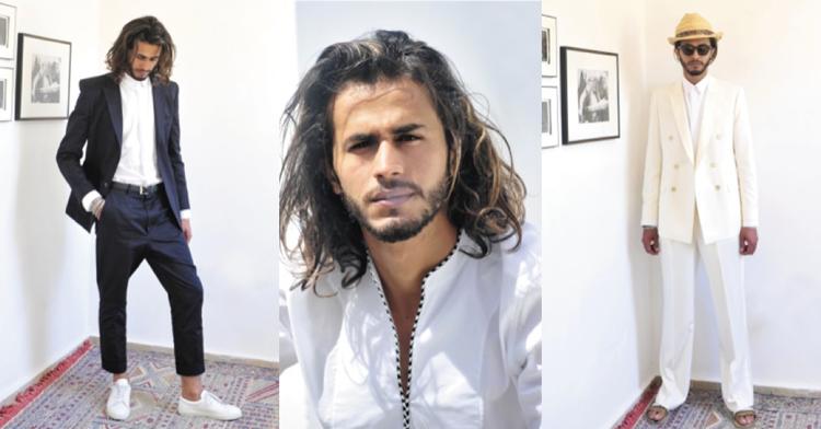 ligne de vêtements de la Maison Alli de Tanger