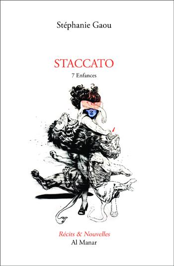 Staccato 7 enfances de Stéphanie Gaou