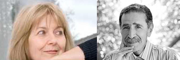 Christine Keyeux et Lotfi Akalay