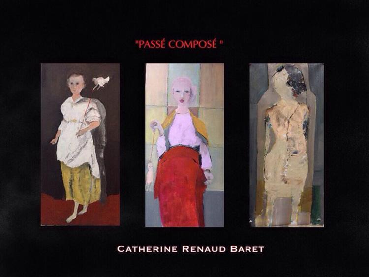 Expo Catherine Renaud Baret - Tanger