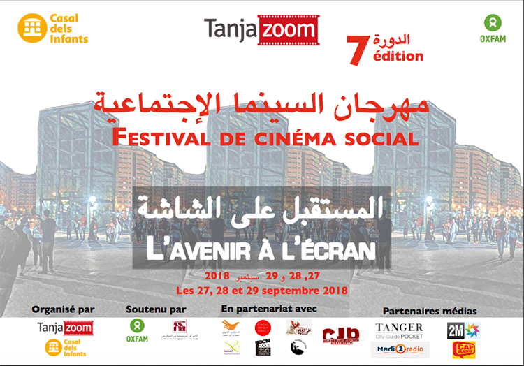 Affiche Tanjazoom 2018
