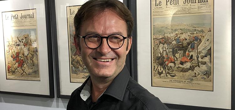 Yann Tribes, collectionneur dans l'âme…