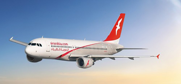 Vol direct Lyon-Tanger-Lyon le 1er avril 2019 sur Air Arabia.
