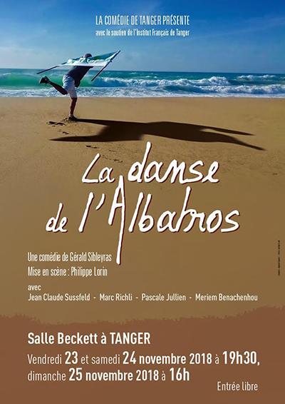 Affiche de La danse de l'Albatros