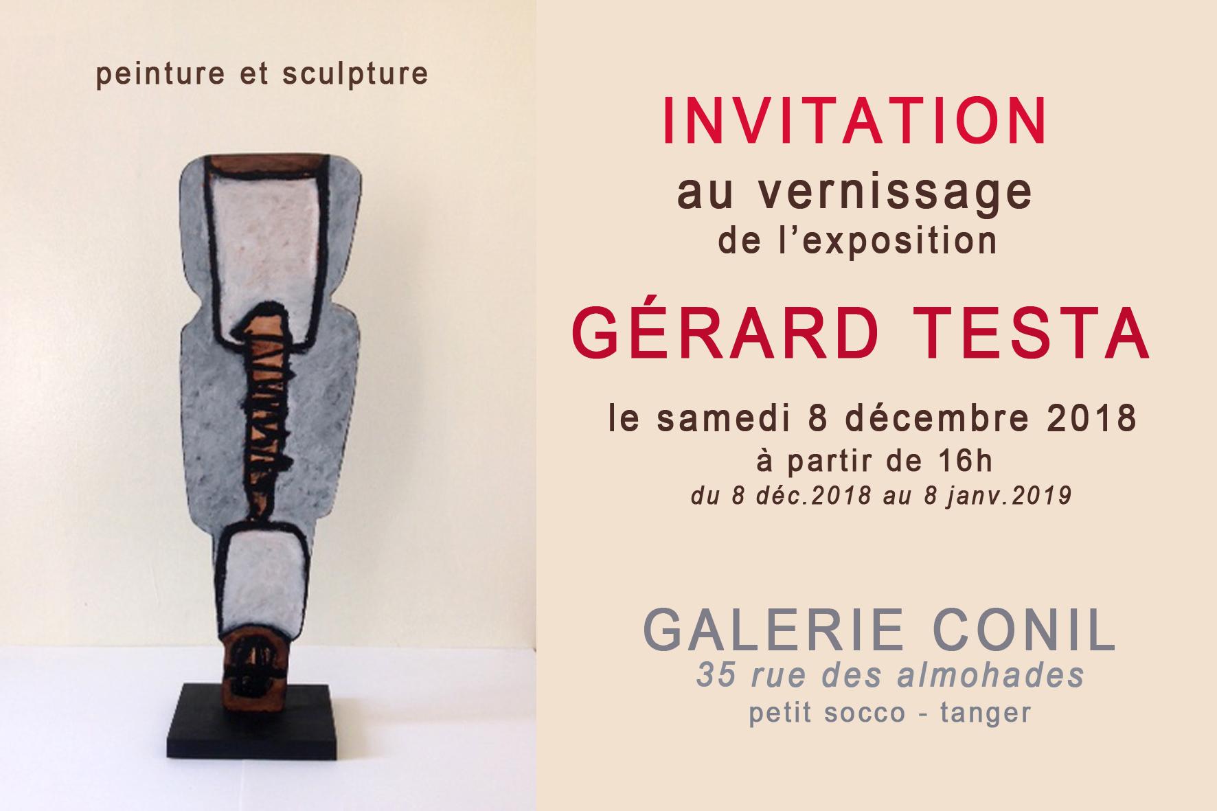 Gérard Testa - Conil 2018