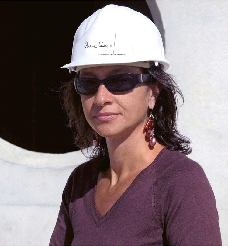 Anne Lévy, architecte
