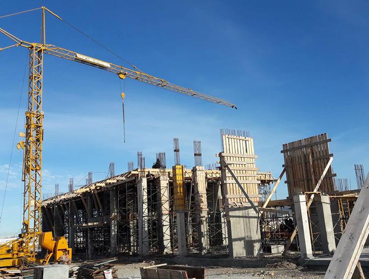 Soremar-Lévy, chantier de Tanger en octobre 18