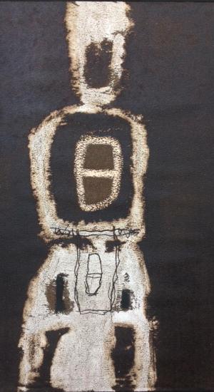 Peinture de Gérard Testa