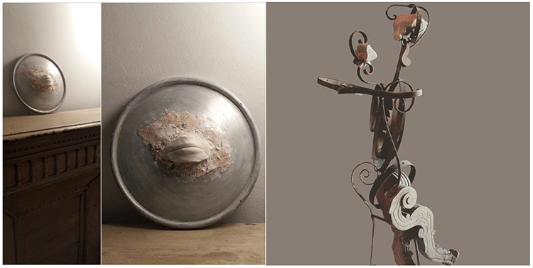 Oeuvres d'Itaf-Benjelloun