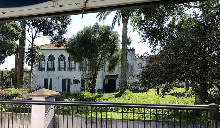 L'ancien Consulat d'Italie