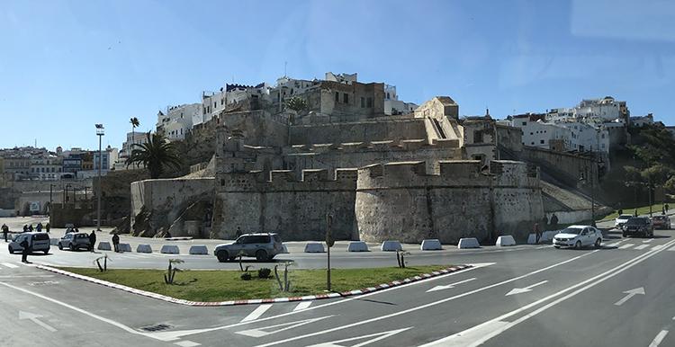 La muraille Portugaise