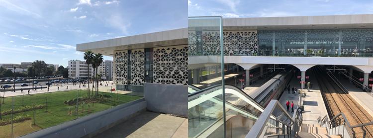 Gare TGV de Rabat Agdal