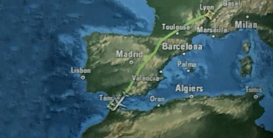 Mon premier vol Lyon-Tanger direct sur Air Arabia, une réussite.
