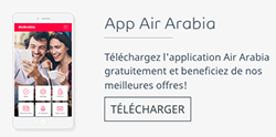 Appli Air Arabia