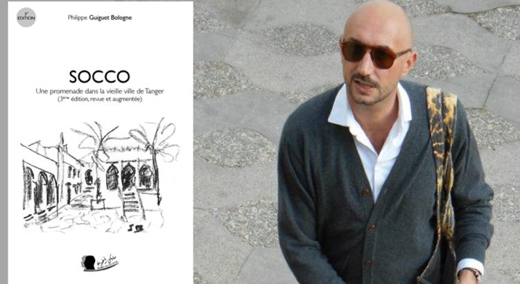 Sortie de la troisième édition de Socco dans les librairies de Tanger.