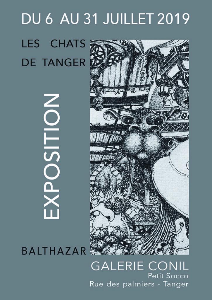 Affiche exposition Balthazar