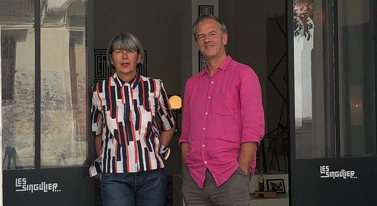 Anne et Jean-Marc Haudrechy