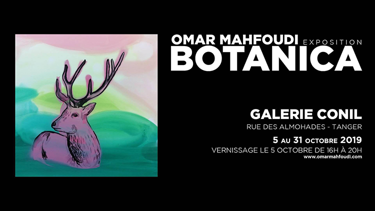 Botanica expo de Omar Mahfoudi