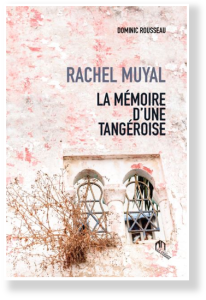 Le livre de Rachel Muyal