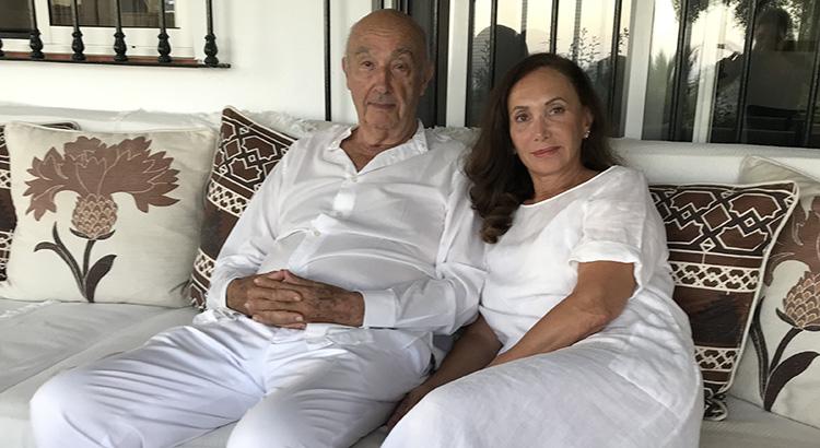"""Philippe et Isabelle Lorin interprètent """"Love Letters"""" de AR Gurney à Tanger"""